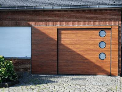 Portes de garages sectionnelles - photo 8